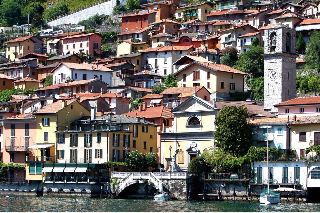 Nel cuore di un piccolo paesino del Lago di Como...
