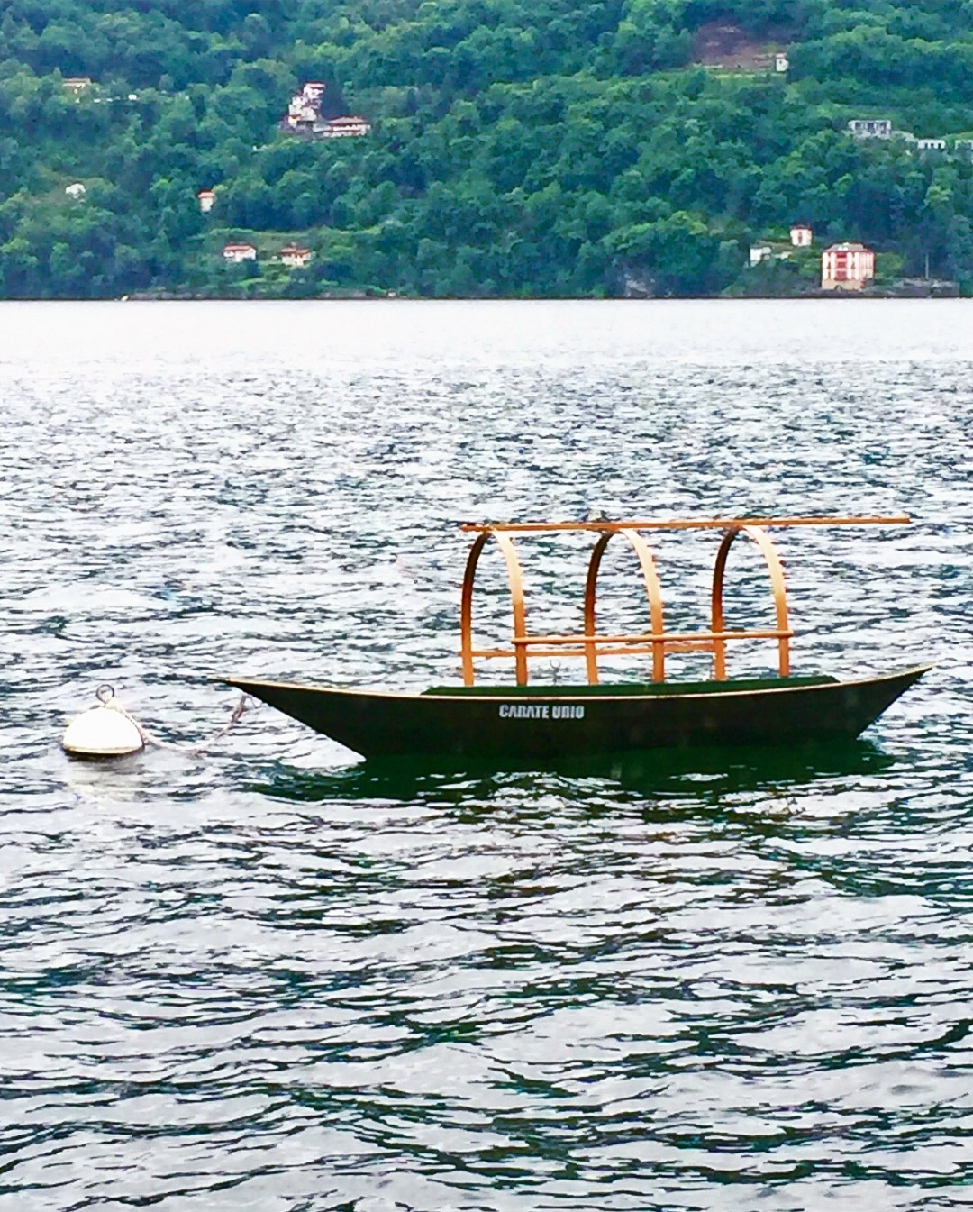 La LUCIA, barca tradizionale